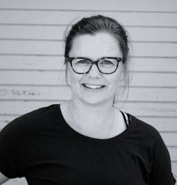 Fysioterapeut Rikke Randrup Skåning